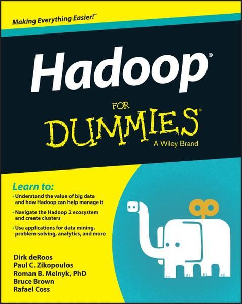 Hadoop For Dummies - Coverbild