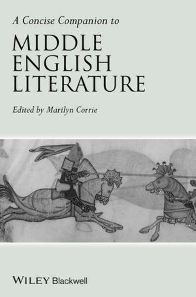 A Concise Companion to Middle English Literature - Coverbild