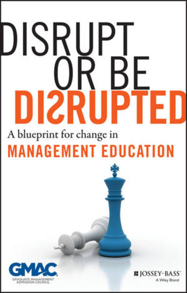 Disrupt or Be Disrupted - Coverbild