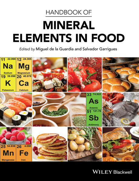 Handbook of Mineral Elements in Food - Coverbild