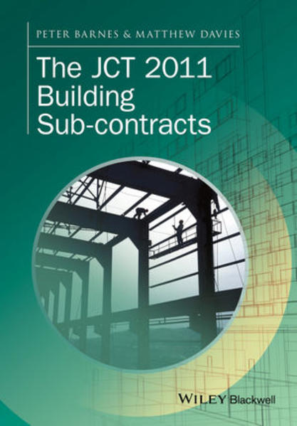 The JCT 2011 Building Subcontracts - Coverbild