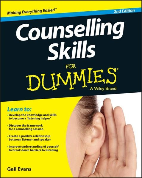 Counselling Skills For Dummies - Coverbild