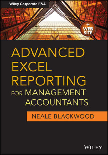 Advanced Excel Reporting for Management Accountants - Coverbild