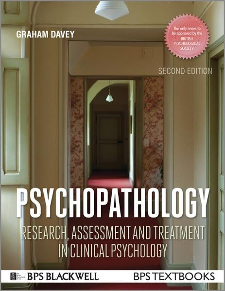 Psychopathology - Coverbild