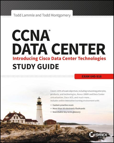CCNA Data Center: Introducing Cisco Data Center Technologies Study Guide - Coverbild