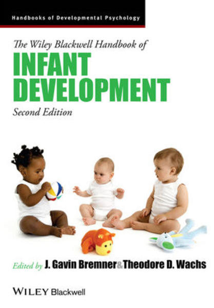 The Wiley-Blackwell Handbook of Infant Development - Coverbild