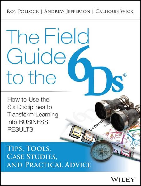 The Field Guide to the 6Ds - Coverbild