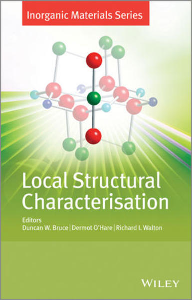 Local Structural Characterisation - Coverbild