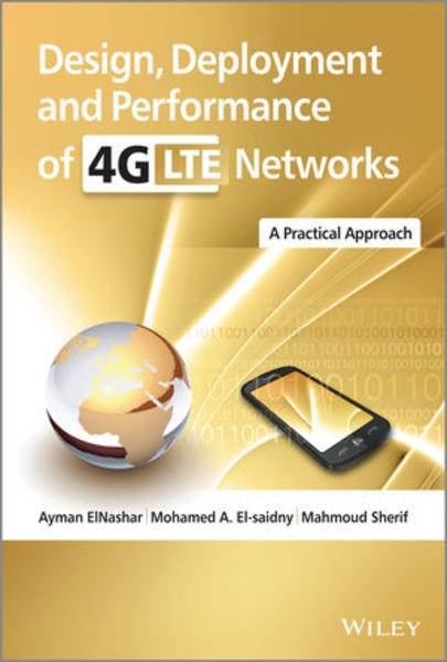 Design, Deployment and Performance of 4G-LTE Networks - Coverbild