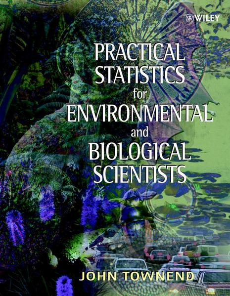 Practical Statistics for Environmental and Biological Scientists - Coverbild