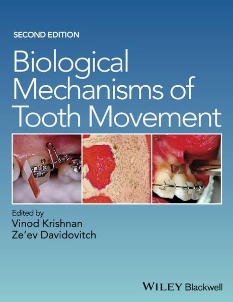 Biological Mechanisms of Tooth Movement - Coverbild