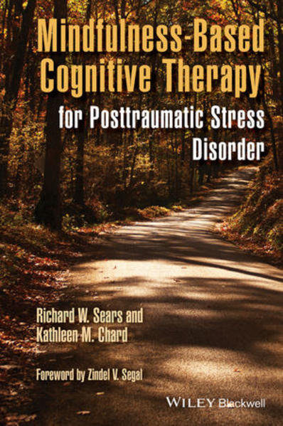Mindfulness-Based Cognitive Therapy for Posttraumatic Stress Disorder - Coverbild