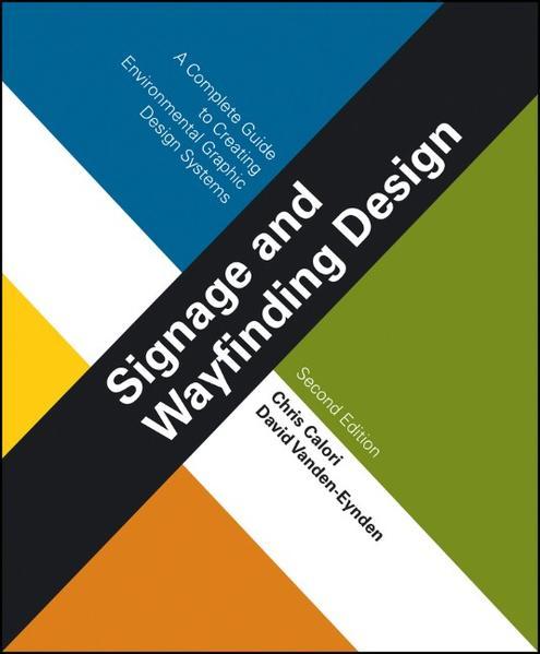 Signage and Wayfinding Design - Coverbild