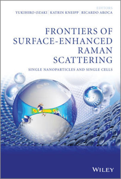 Frontiers of Surface-Enhanced Raman Scattering - Coverbild