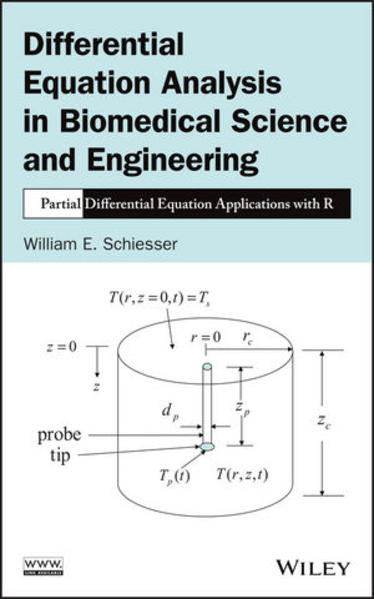 Differential Equation Analysis in Biomedical Science and Engineering - Coverbild