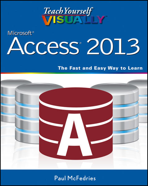 Teach Yourself VISUALLY Access 2013 - Coverbild