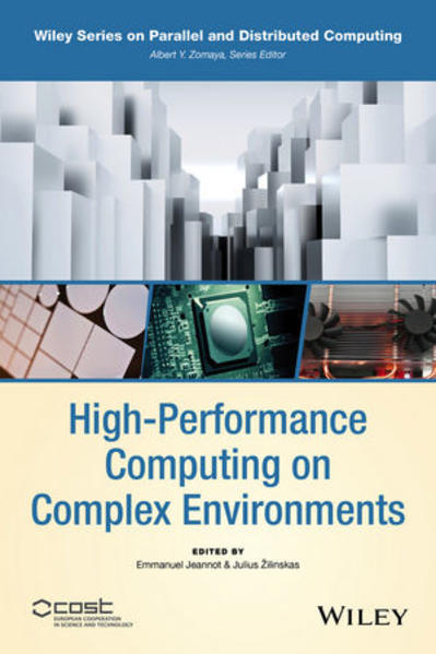 High-Performance Computing on Complex Environments - Coverbild