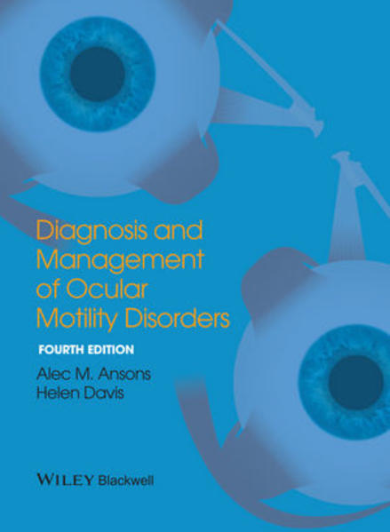 Diagnosis and Management of Ocular Motility Disorders - Coverbild