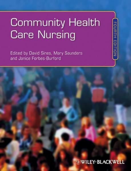 Community Health Care Nursing - Coverbild