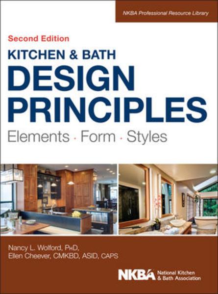 Kitchen and Bath Design Principles - Coverbild