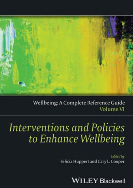 Wellbeing - Coverbild