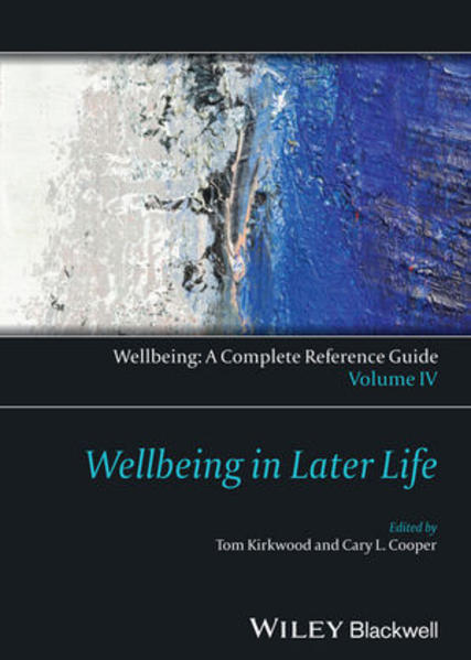 Wellbeing - Coverbild