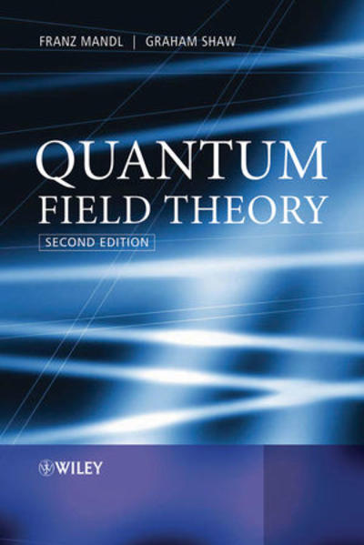 Quantum Field Theory - Coverbild