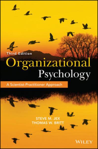 Organizational Psychology - Coverbild