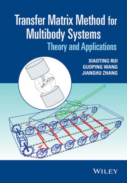 Transfer Matrix Method of Multibody System and Its Applications - Coverbild
