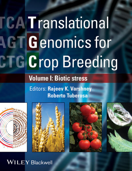 Translational Genomics for Crop Breeding - Coverbild