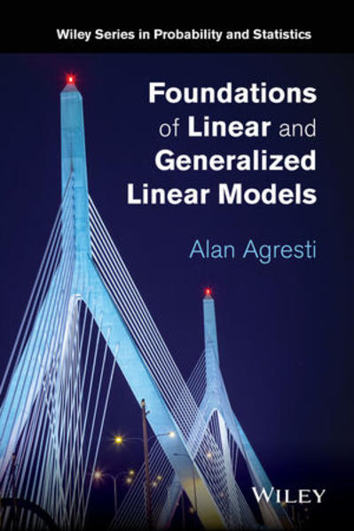 Foundations of Linear and Generalized Linear Models - Coverbild