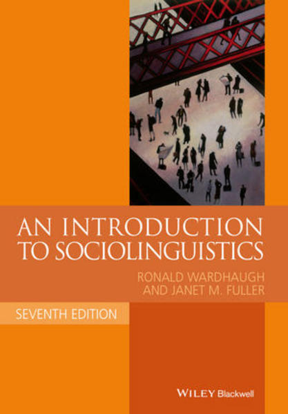An Introduction to Sociolinguistics - Coverbild
