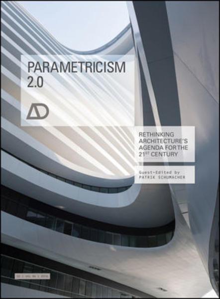 Parametricism - Coverbild