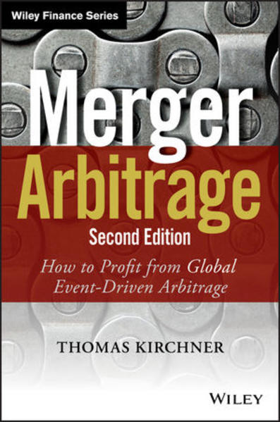 Merger Arbitrage - Coverbild