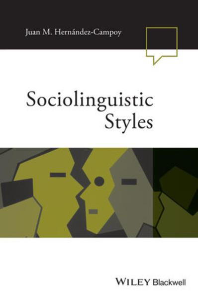 Sociolinguistic Styles - Coverbild