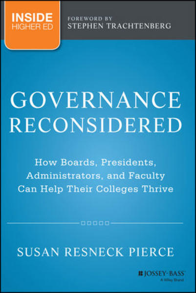 Governance Reconsidered - Coverbild