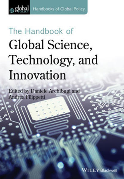 The Handbook of Global Science, Technology, and Innovation - Coverbild