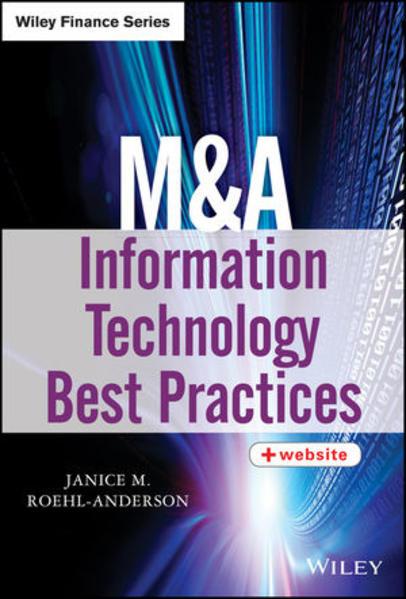 M&A Information Technology Best Practices - Coverbild