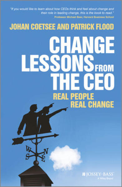 Change Lessons from the CEO - Coverbild