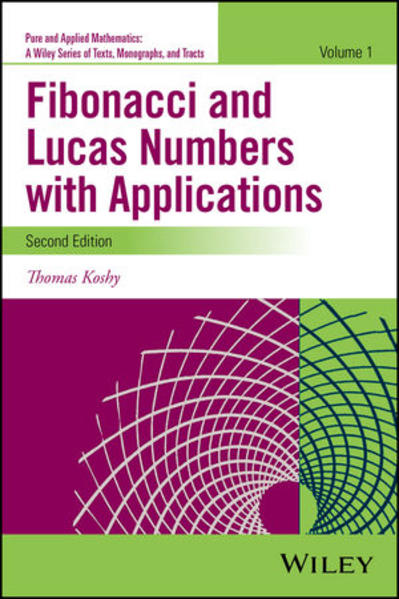 Fibonacci and Lucas Numbers with Applications, Volume One - Coverbild