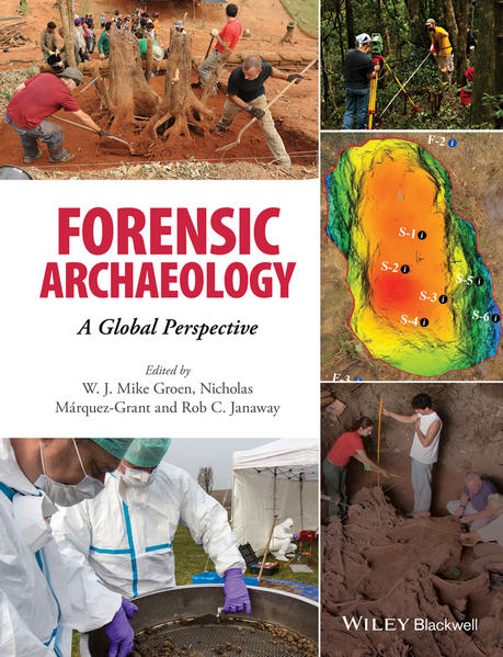 Forensic Archaeology - Coverbild