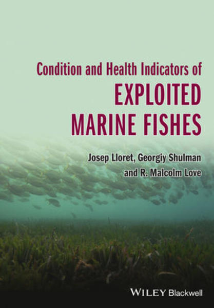 Condition and Health Indicators of Exploited Marine Fishes - Coverbild