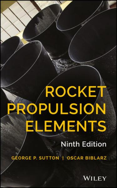 Rocket Propulsion Elements - Coverbild