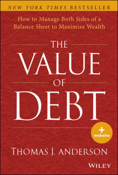The Value of Debt - Coverbild