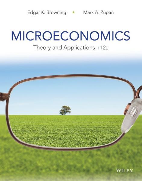 Microeconomics - Coverbild