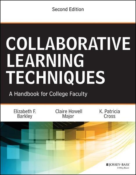 Collaborative Learning Techniques - Coverbild