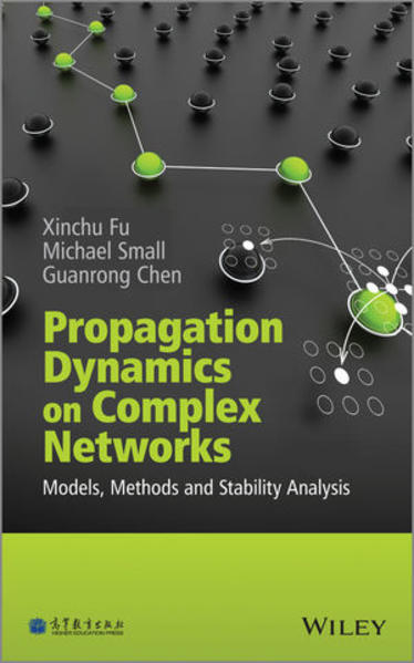Propagation Dynamics on Complex Networks - Coverbild