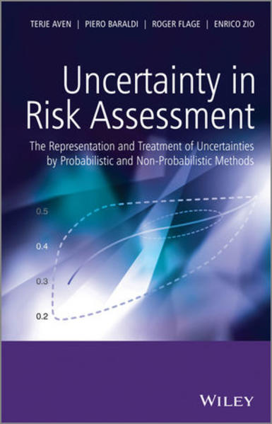 Uncertainty in Risk Assessment - Coverbild