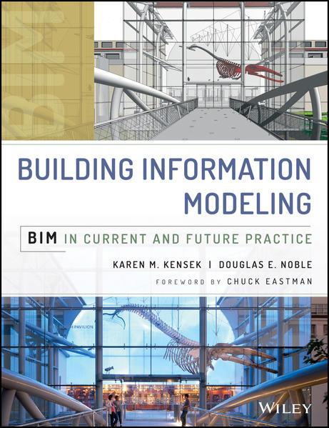 Building Information Modeling - Coverbild