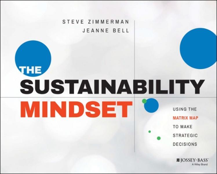 The Sustainability Mindset - Coverbild